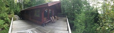 Photo for 3BR Cottage Vacation Rental in St Alphonse de Rodriguez, QC