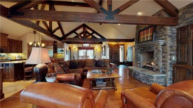 Photo for Cozy Caldera Springs home, private hot tub, A/C, WIFI, perfect for the family!