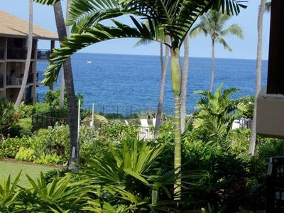 Photo for Fantastic Ocean Views Relax Beautiful sunsets AC WIFI HDTV New King Bed Quiet
