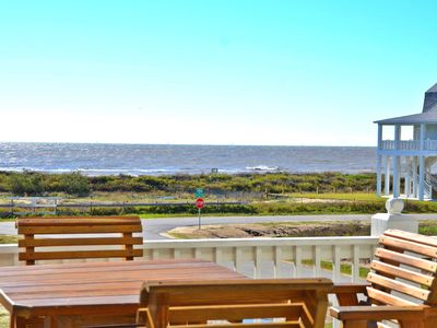 Photo for Cape Escape - Come experience a taste of Martha's Vineyard on Crystal Beach