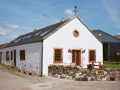 Photo for The Beltie Byre - lovely spacious modern steading conversion sleeps up to eight