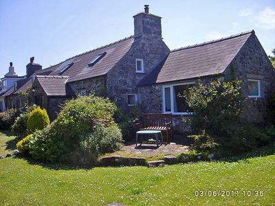 Photo for Cottage With Sea Views Large Garden and Pet Friendly