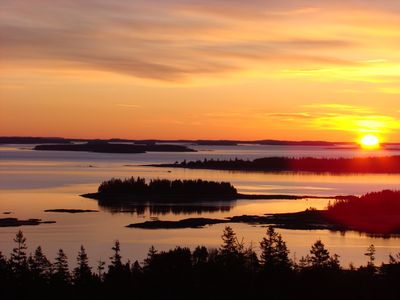 Photo for The Natural Beauty of Downeast, ME surrounds Pyne Cove Cottage and welcomes you!