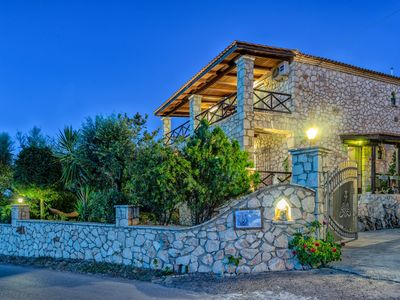Photo for Orfeas Villa with Sea View