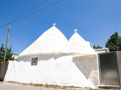 Photo for Wonderful independent white trullo