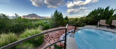Photo for Sedona west end 1BR Condo with pools
