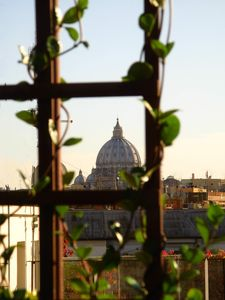 Photo for Michelangelo Penthouse, in Center of Rome in front of San Peter Dome