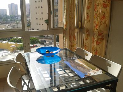 Photo for APARTMENT IN FUENGIROLA (Málaga, Costa Del Sol) WITH POOL AND 200 m from BEACH