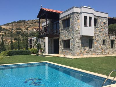 Photo for LUXURY VILLA WITH SEA VIEWS AND PRIVATE POOL ESKI KARAKAYA GÜMÜSLÜK