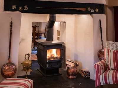 Photo for Thatched Warren, a Grade 2 listed retreat nestled between the Moors.
