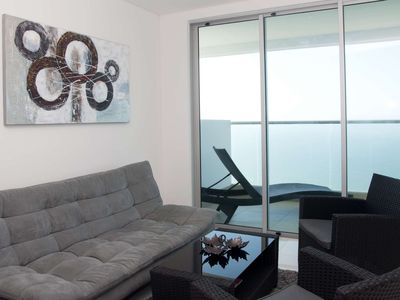 Photo for Luxurious 1-Bedroom Condo with Stunning Views