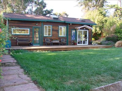 Photo for 1BR Cottage Vacation Rental in Bolinas, ca