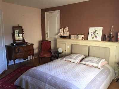 Photo for Bed and breakfast in a beautiful silkworm - room 1
