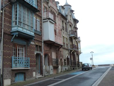 Photo for Apart. 2 rooms comfortable, 30m from the beach, in the DRC, sleeps 2/4. 2 *