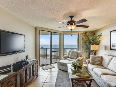 Photo for Beachfront Views of Paradise | Luxury Upgrades | My Beach Getaways