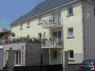 Photo for 1BR Apartment Vacation Rental in erquy