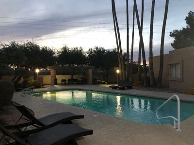 Photo for Scottsdale Paradise // patio home  w/pool near Old Town