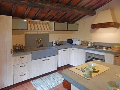 Photo for 3 bedroom Villa, sleeps 8 in Monistero Saccione with Pool and WiFi
