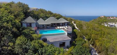 Villa Globe Trotter  -  Ocean View - Located in  Stunning Lurin with House Cleaning Included