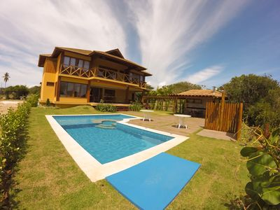 Photo for One of the best houses in Praia do Forte