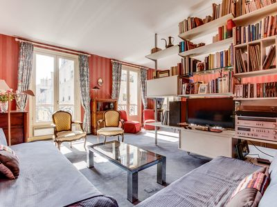 Photo for Adorable flat in the heart of the Latin Quarter (5th district)