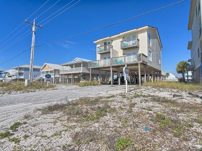 Photo for Beach Palace B Gulf Shores Gulf Oriented Vacation House Rental - Meyer Vacation Rentals