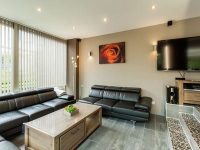 Photo for Luxury Villa with Sauna and Jacuzzi in Middelkerke