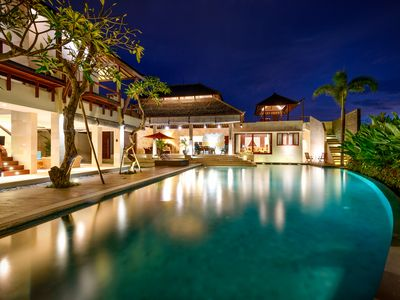 Photo for Luxury 4 Bedroom Canggu Beach