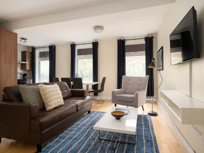 Photo for Smart 1BR in The Village by Sonder