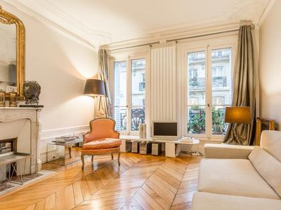 Photo for Paris 9e, Lafayette-Montmartre, apartment 53 sqm.