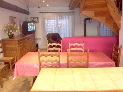 Photo for Homerez last minute deal - House - 6 km from the slopes