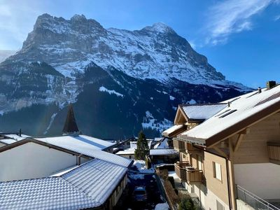 Photo for Holiday apartment Grindelwald for 4 - 5 persons with 2 bedrooms - Holiday apartment