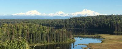 Photo for Far View, Talkeetna Home with a View