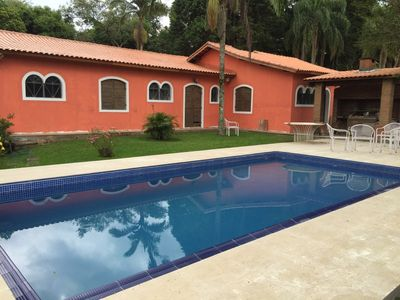Photo for 4BR Country House / Chateau Vacation Rental in São Roque, SP