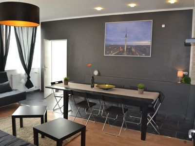 Photo for Luxus Kind apartment in Schöneberg with WiFi & lift.