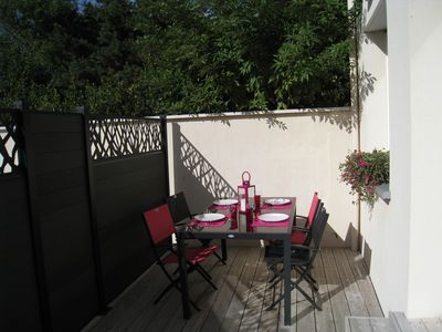 Photo for Studio *** with large equipped terrace and private parking