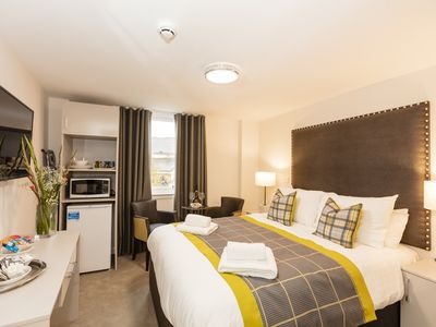 Photo for Dalkeith Apart Hotel - Double Bedroom