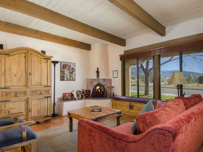 Photo for Cozy Santa Fe Condo with Mountain Views