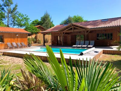 Photo for Golf Biscarrosse - new luxury villa - classified 4 *