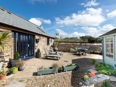 Photo for 2BR House Vacation Rental in Mawgan Porth