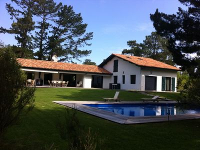 Photo for Villa on the Golf Chiberta in Anglet, and 400m from the sea