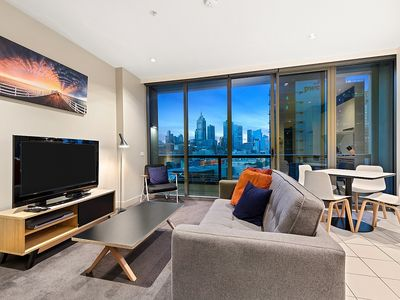Photo for Freshwater Place 1 Bedroom Apt + Balcony