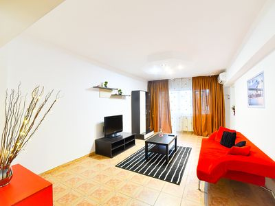 Photo for Best apartment in town!! Makes you feel like home!!! Right in the city center!!!
