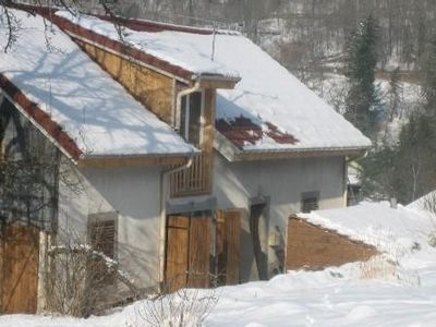 Photo for Mountain house in Cornimont for rent - nature reserve Ballons des Vosges