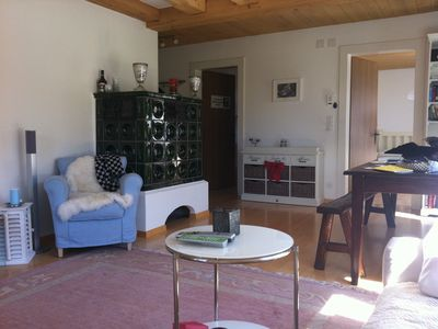 Photo for Charming apartment with fantastic mountain and panoramic views