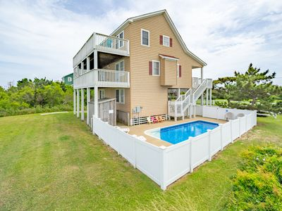 Photo for 5BR House Vacation Rental in Waves, North Carolina