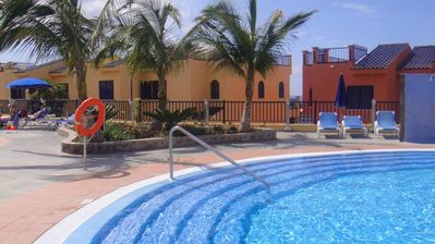 Photo for Villa with private garden, free wifi and air conditioning