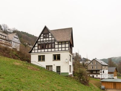 Photo for Spacious 16 person holiday house near Winterberg with a beautiful view.