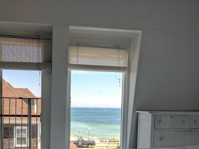 Photo for Stunning Water Views 150' from Oak Bluffs' Inkwell Beach