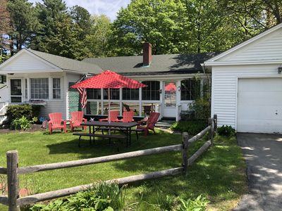 "Photo for Ogunquit """"It's the beach house""""  Now opened June reduced rates***** ."